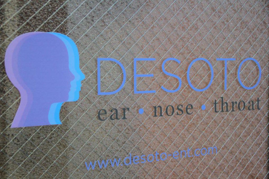 Desoto ENT - Door