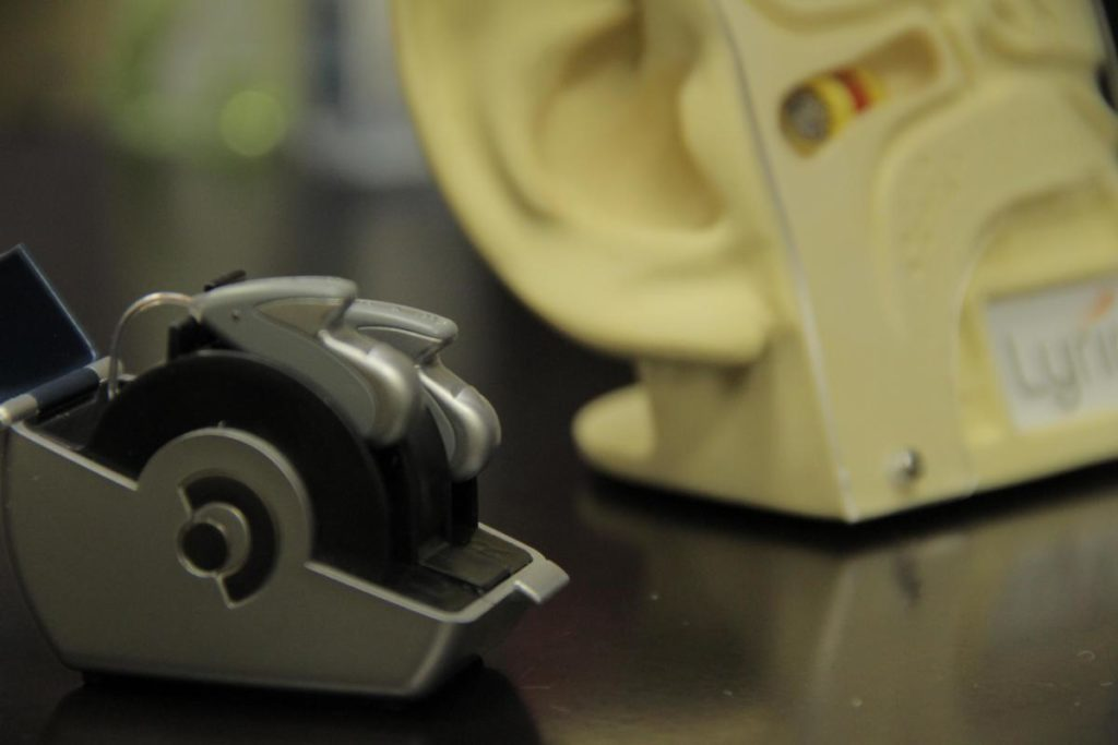 Lyric lyric hearing aid problems : Services -